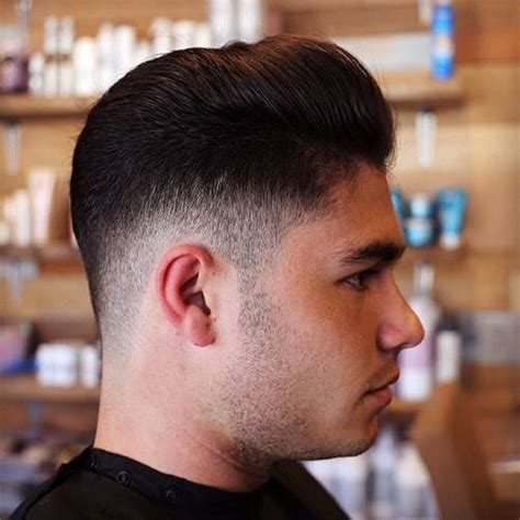 single level haircut with tapered ends taper fade haircut designs cut transforms the classic