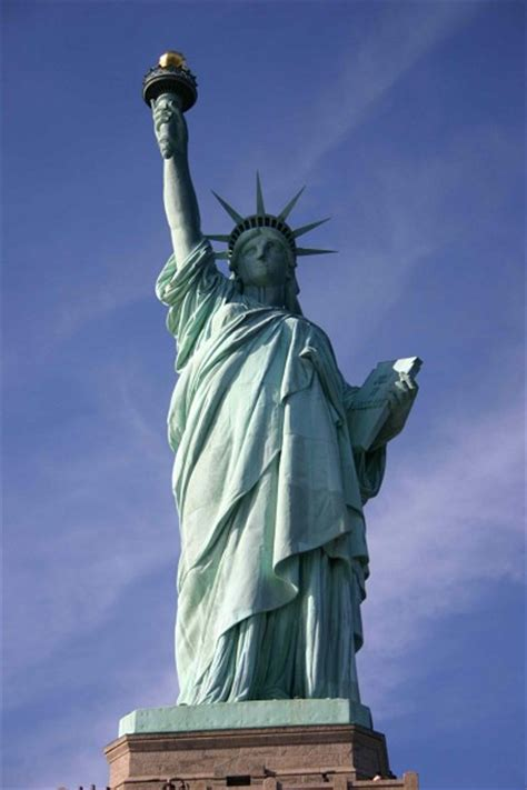lade liberty world visits statue of liberty gift of international