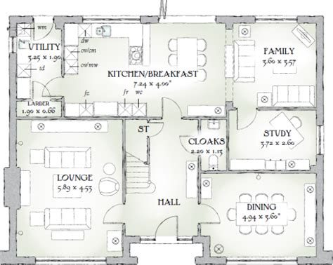 home floor plans for building highgrove house floor plan home design and style