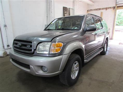 2004 toyota sequoia parts parting out 2004 toyota sequoia stock 170248 tom s