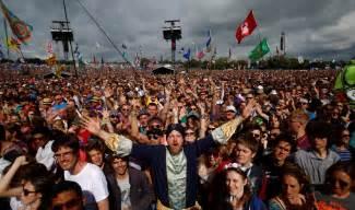 for festival glastonbury festival organisers to reveal really big