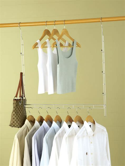 Closet Rod Height For Hanging by Closet Hanging Rod Height Home Design Ideas