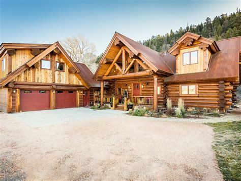 Crest Cabins by River Crest Cabin Luxury Log Home Hottub Vrbo