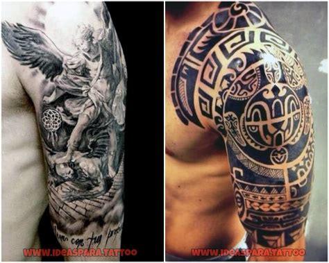 imagenes tatuajes media manga tatuajes media manga ideas para tatuajes de hombre