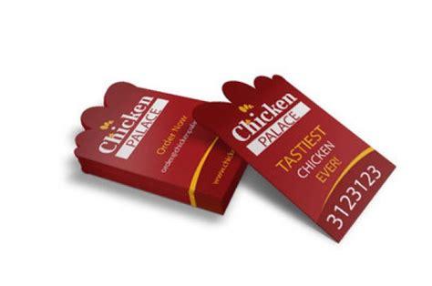 Modelo de cartão de visita restaurante de frango   Baixar