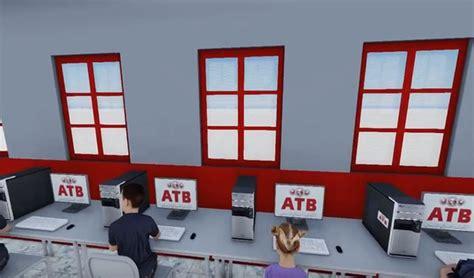 si鑒e atb tunisie tunisie inauguration du laboratoire informatique atb au