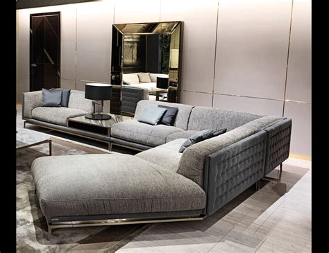 legend sectional nella vetrina visionnaire ipe cavalli legend sectional in