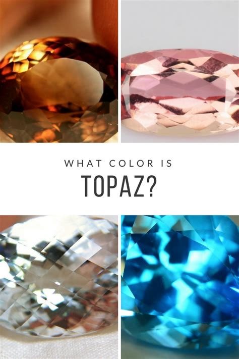 what color is topaz what color is topaz blue yellow pink and more gem rock