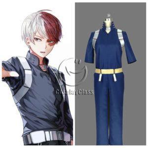 hero academia shinsou hitoshi cosplay costume