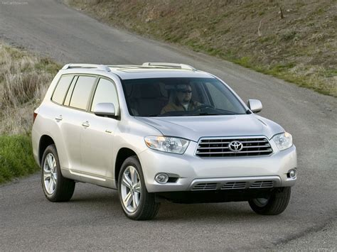 toyota highlander toyota highlander picture 41622 toyota photo gallery