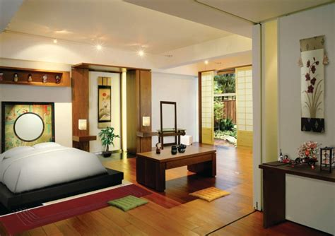schlafzimmer im japanischen stil japanische deko ideen f 252 r ihr europ 228 isches zuhause