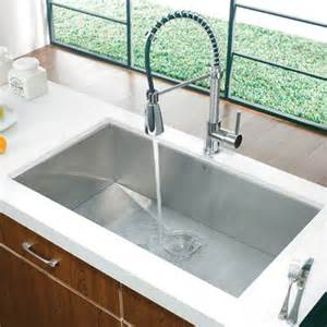 undermount kitchen sinks stainless steel single bowl