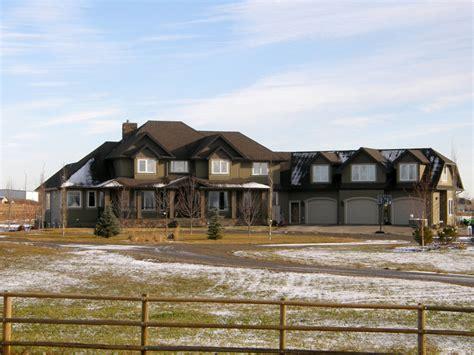 acreage 3 home design line homes calgary home