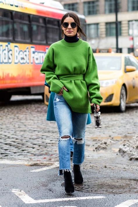 New York Fashion Week Goes Green by The Best Style Looks From New York Fashion Week