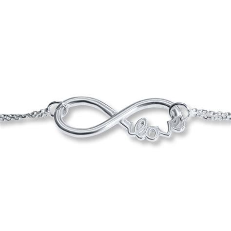 infinity bracelets infinity bracelet sterling silver