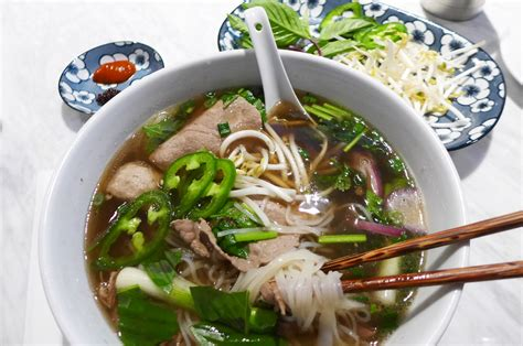 house of pho pho vs pho at hanoi house and madame vo in the east village eater ny
