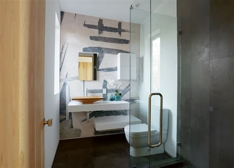 Modern Small Bathrooms Ideas by 10 Modern Small Bathroom Ideas For Dramatic Design Or
