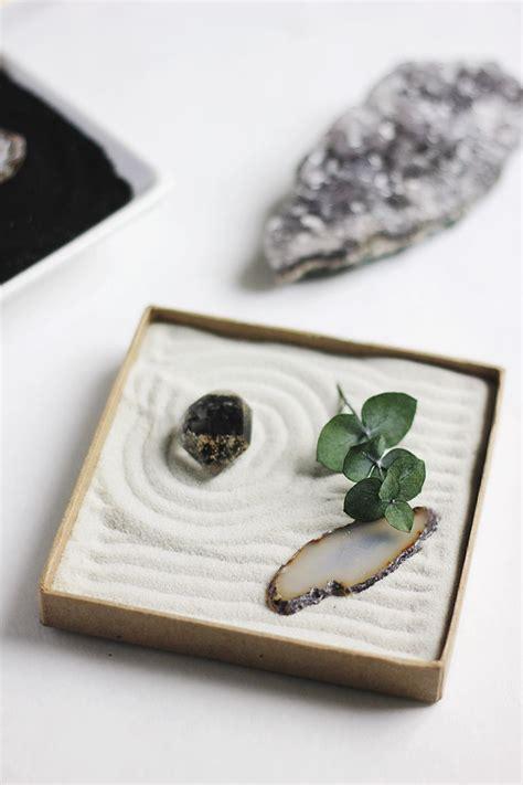 Zen Garten Mini by Diy Mini Zen Garden Mini Zen Garden Minis And Gardens