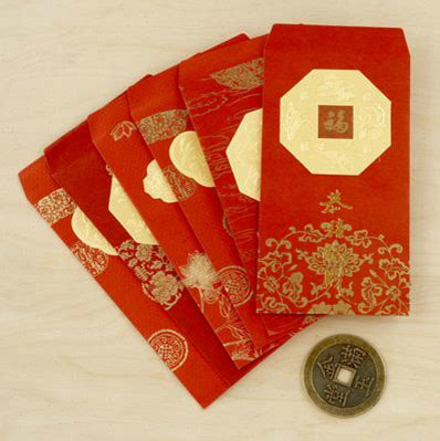 new year decorations with packets new year packets set of 6 traditional