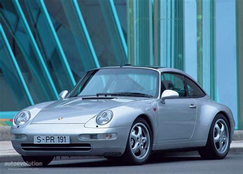 Porsche 911 Targa 993 Specs 1995 1996 1997