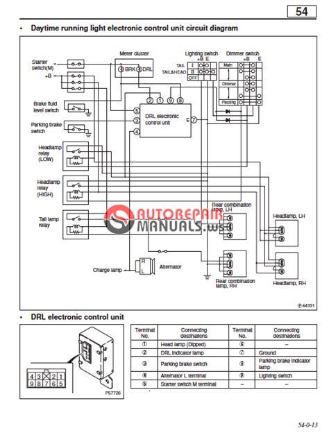 mitsubishi fuso   service manual  models