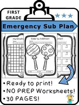 printable art sub plans emergency lesson plans 8th grade math emergency lesson