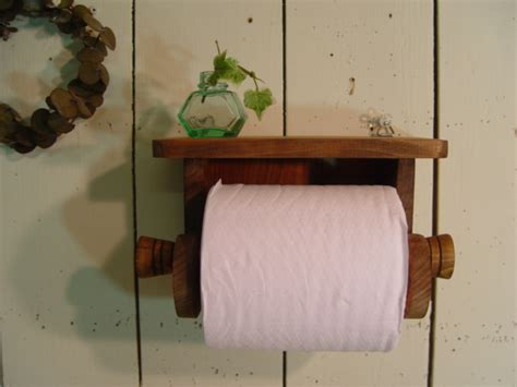 wood toilet paper holder wood toilet paper holder wood angels dust rakuten global market shelf toilet paper