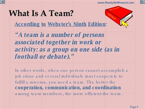 team building powerpoint template team building powerpoint