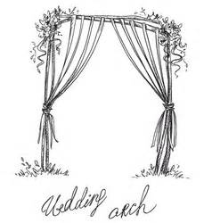 Wedding Arch Anchors by Set Of Anchors And Ribbons Royalty Free Vector