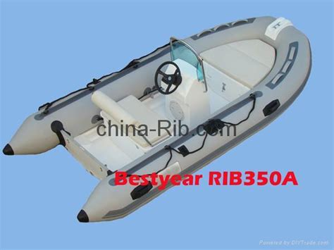 rib boat manufacturers europe rigid hull inflatable boat rib350 bestyear china