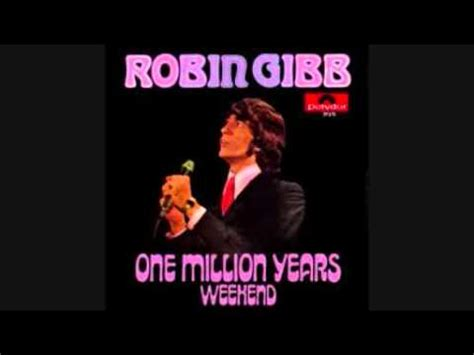 bee gees one million years one million years robin gibb last fm