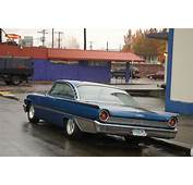 Ford Fairlane 1961 Review Amazing Pictures And Images