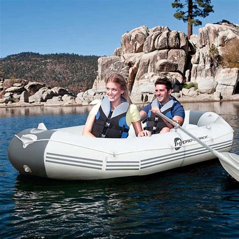 bestway hydro force marine pro inflatable boat bestway inflatable boat 2 91m x 1 27m x 46cm hydro force