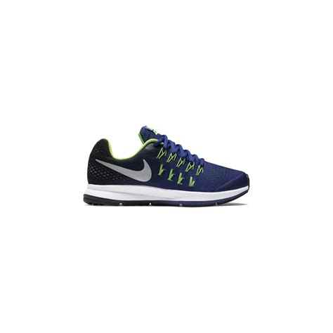 nike boys athletic shoes boys nike zoom pegasus 33 gs running shoe trainers factory