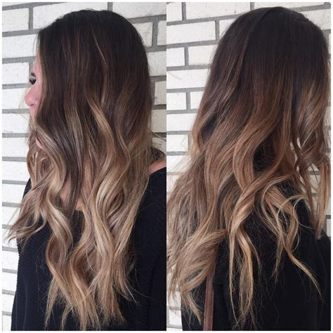 ombre color 35 visually stimulating ombre hair color for brunettes