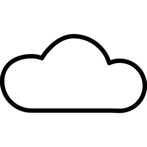 Png Outline Shapes by Cloud Shape Outline Free Vectors Logos Icons And Photos Downloads