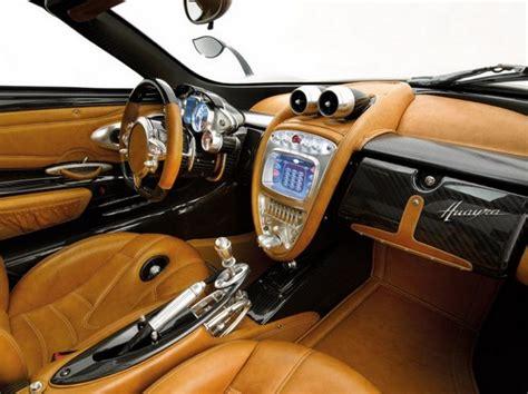 pagani huayra interior pagani huayra supercar has a steunk interior that would