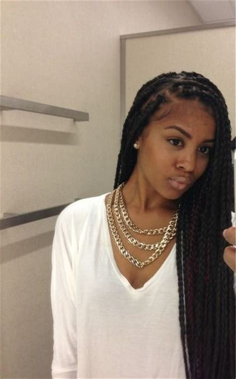 jumbo braids i like the size of these haircation 25 best ideas about thick box braids on pinterest