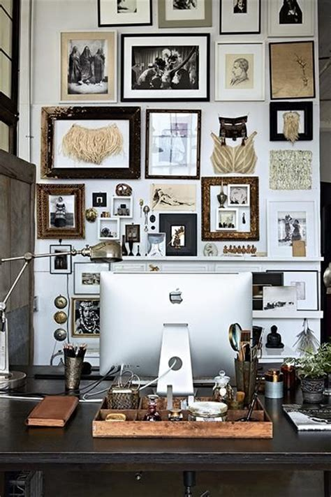 home office wall home office gallery wall pursuit of daydreams