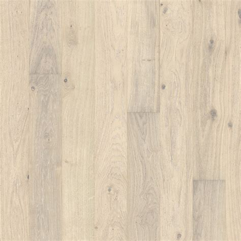 Kahrs Oak Nouveau Blonde 1 strip Stained Deep White Matt