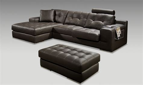 Fiore Exclusive Italian Leather Sectional Sofa Leather Exclusive Leather Sofas