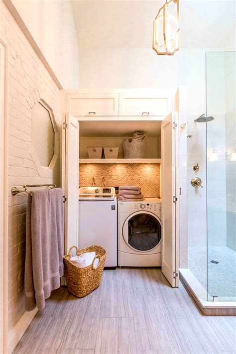 toilet and combo bathroom excellent small laundry room designs design ideas