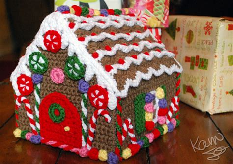where can i buy gingerbread houses crochet gingerbread house by kamijo on deviantart