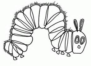 caterpillar coloring pages hungry caterpillar coloring pages coloring home