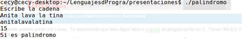 comparacion de cadenas en python lenguajes de programaci 243 n detecci 243 n pal 237 ndromos