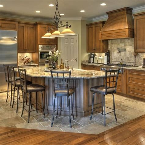 roll around kitchen island i kitchen island big enough for many to sit around and