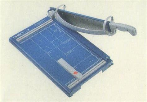 Pemotong Kertas A3 alat pemotong kertas origin a3 400xt