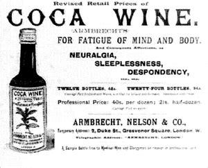 Pembertons Wine Coca Coca Cola Do You Drink Coke by Spotlight On Golden Age Advertising Coca Cola History