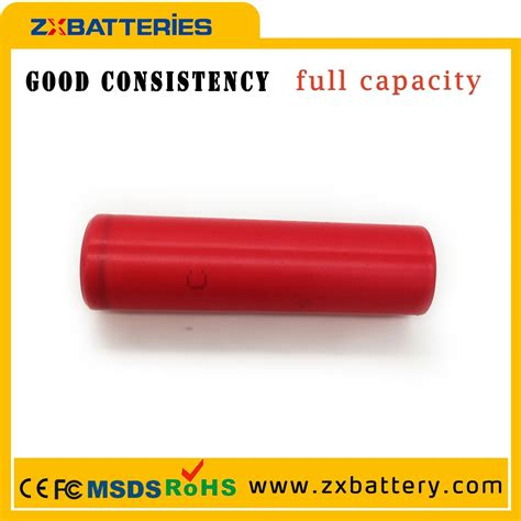 18650 sanyo ur18650f rechargeable battery 2600mah 3 7v