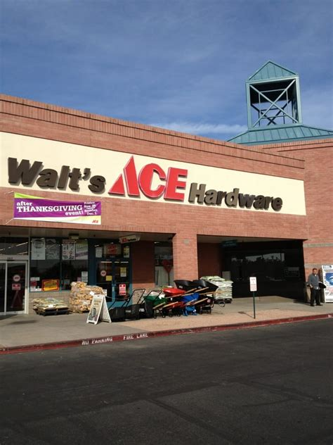Plumbing Supply Fl by Walt S Ace Hardware Plumbing Supply Hardware Stores Az Yelp